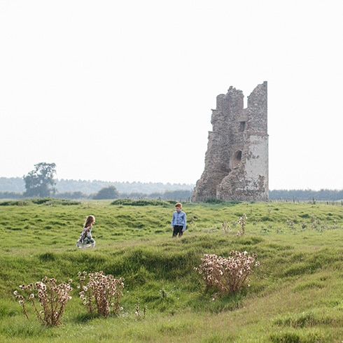 Godwick-Deserted-Village-Godwick-Hall-Great-Barn-Norfolk